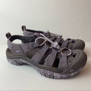 Keen Newport H2 Shark Swirl Hiking Sport Sandals